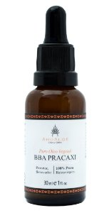 Óleo Vegetal de BBA Pracaxi Orgânico 30ml - Ahoaloe