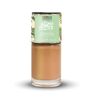 Esmalte It's Summer Time Hipoalergênico  633 Nude 10ml -Twoone Onetwo