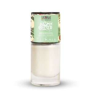 Esmalte It's Summer Time Hipoalergênico  635 White Shimmer 10ml -Twoone Onetwo