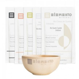 Kit Bio Argilas Purificante – Elemento Mineral