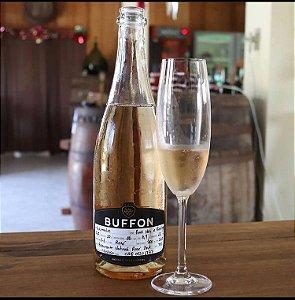 Espumante Buffon Método Champenoise Brut Rosé Pinot Noir e Riesling