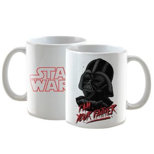 Caneca Personalizada Star Wars Darth Vader 325mL