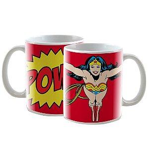Caneca Personalizada Mulher Maravilha DC Universe POW 325mL