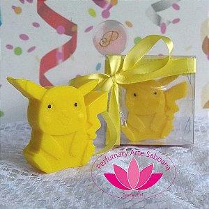 Lembrancinha Infantil de Aniversario Pikachu Turma do Pokemon