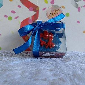 Lembrancinha Festa Infantil Homem Aranha Sabonete Personalizado