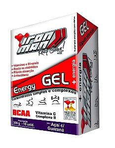Iron Man Gel (10 sachês) - New Millen