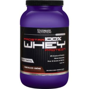 Prostar Whey Protein 2Lbs (907g) - Ultimate Nutrition