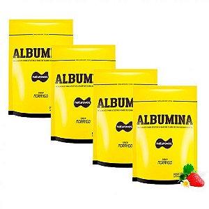 Combo 4 Albuminas (2kg) - Naturovos