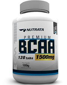 BCAA 1,5G (120 caps) - Nutrata