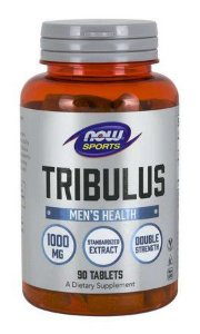 Tribulus Terrestris (90 caps) 1000mg - Now Sports