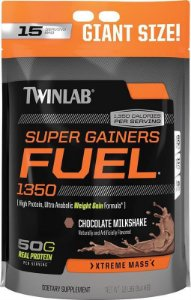 Super Gainers Fuel Bag (5.400g) - Twinlab