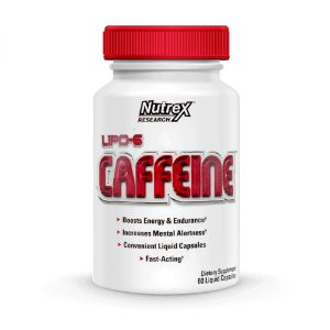 Lipo 6 Caffeine (60 capsulas) - Nutrex