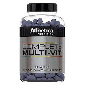COMPLETE MULTI-VIT (100 TABS) - Atlhetica Nutrition