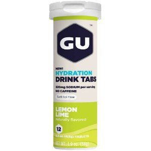 GU Energy Hidroeletrolitico Hydration Drink Tabs (54g)