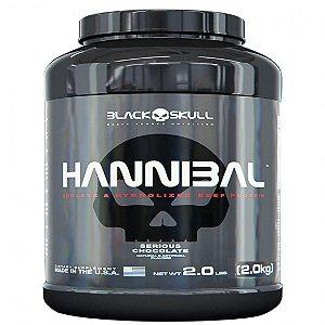 Hannibal (2 kg) - Black Skull