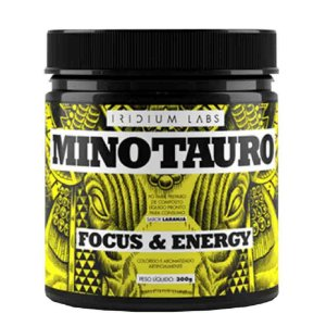 Minotauro Pré-Treino (300g) - Iridium Labs