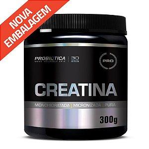 Creatina Pure Monohidratada Micronizada (300g) - Probiotica
