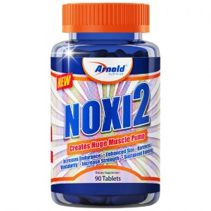 Noxi2 No2 (90 Tablets) - Arnold Nutrition