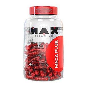 MACA PLUS (120 CÁPSULAS) - Max Titanium