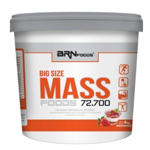 Big Size Mass 72700 (6kg) - BRN Foods