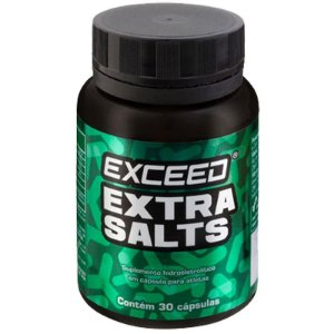 Exceed Extra Salts (30 caps) - Advanced Nutrition