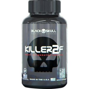 KILLER 2F (120 caps) - Black Skull