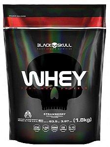Whey Protein 100% Refil (1.8kg) - Black Skull