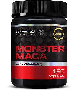 MONSTER MACA PERUANA - PROBIOTICA