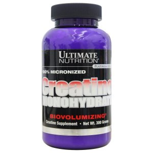 Creatine Monohydrate (300g) - Ultimate Nutrition