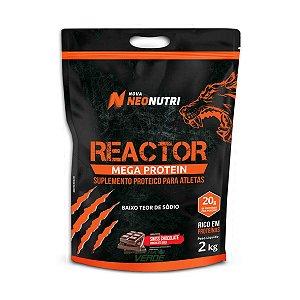 Reactor Mega Protein 2kg - NeoNutri