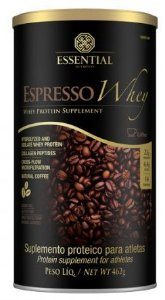 ESPRESSO WHEY 462g - Essential Nutrition