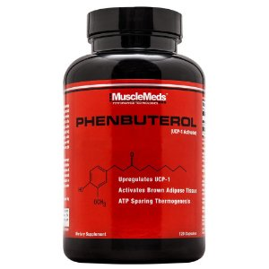 Phenbuterol - 120caps - MuscleMeds