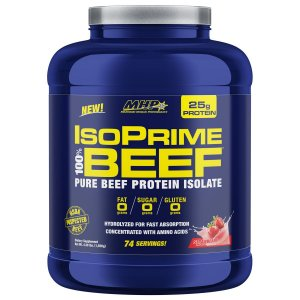 IsoPrime 100% Beef Protein 2020g (4.45 Lbs) - MHP