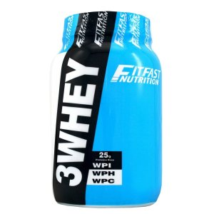 3 Whey Fit Fast 990g