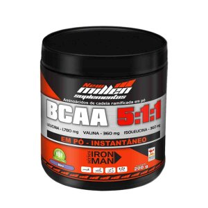 BCAA POWDER 5:1:1 - 200G - NEW MILLEN