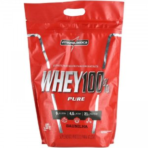 SUPER WHEY 100% PURE (900G) - INTEGRALMEDICA