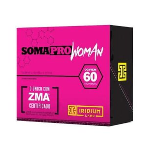 SOMAPRO WOMAN - (60 Caps ) - Iridium Labs