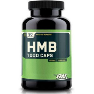HMB 1000 - Optimum Nutrition (90 cápsulas) - VAL.31/10/19