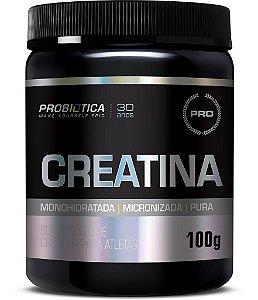 Creatina Pure Monohidratada Micronizada (100g) - Probiotica