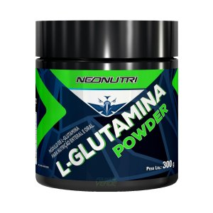 L-GLUTAMINA POWDER (300G) - NEONUTRI
