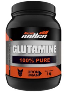 Glutamine 100% Pure (1KG) - new millen