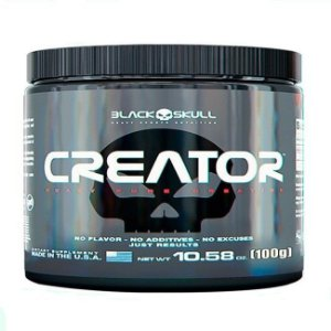 Creatina Creator (100g) - Black Skull