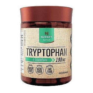 TRYPTOPHAN (60CAPS) - NUTRIFY