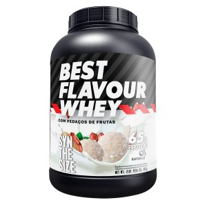 Best Flavour Whey (907g) - SyntheSize Nutrition