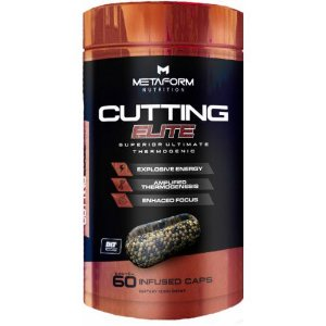 CUTTING ELITE (60 CAPS ) - METAFORM NUTRITION
