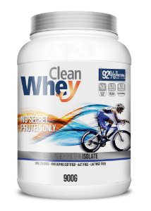 CLEAN WHEY ISOLADA 92% (900G) GLANBIA