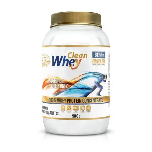 Clean Whey Concentrada - (900G)