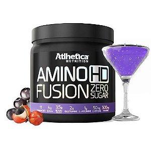 Amino HD Fusion - 450g Guaraná com Açaí - Atlhetica Nutrition