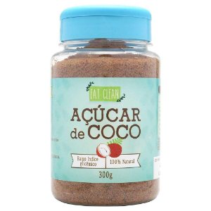 Açucar de Coco 300g - Eat Cleam