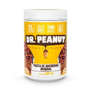 Pasta de Amendoim 1kg -  DR.PEANUT